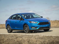 Autos nuevos Ford Focus Sedan
