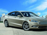 Autos nuevos Ford Fusion