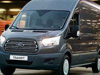 Autos nuevos Ford Transit