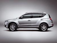 Autos nuevos Geely Emgrand EX7 SUV