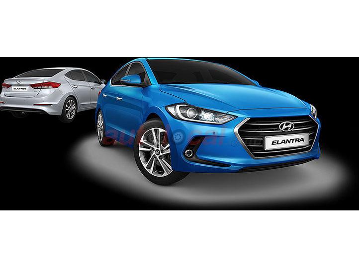Hyundai All New Elantra