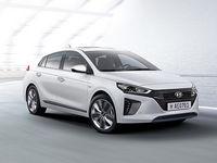Autos nuevos Hyundai Ioniq
