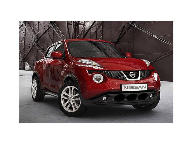 Nissan, Juke