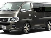 Autos nuevos Nissan NV350