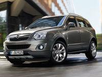 Autos nuevos Opel Antara