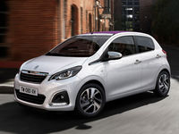 Autos nuevos Peugeot 108