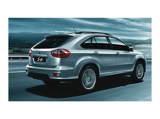 BYD Auto S6