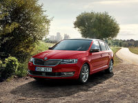 Autos nuevos Skoda Rapid Spaceback