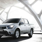SsangYong Actyon Sport New 2.0 4X4 MT