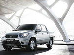 SsangYong, Actyon Sport, New 2.0 4X4 MT