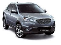 Autos nuevos SsangYong Korando
