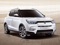 Autos nuevos SsangYong Tivoli