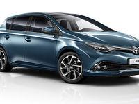 Autos nuevos Toyota Auris