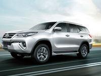 Autos nuevos Toyota Fortuner
