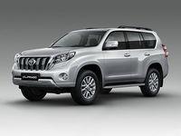 Autos nuevos Toyota Land Cruiser Prado