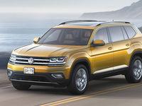 Autos nuevos Volkswagen Atlas