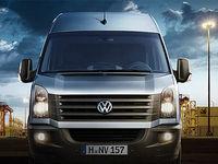 Autos nuevos Volkswagen Crafter